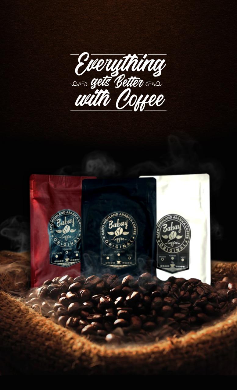 babay coffee - arabika gayo